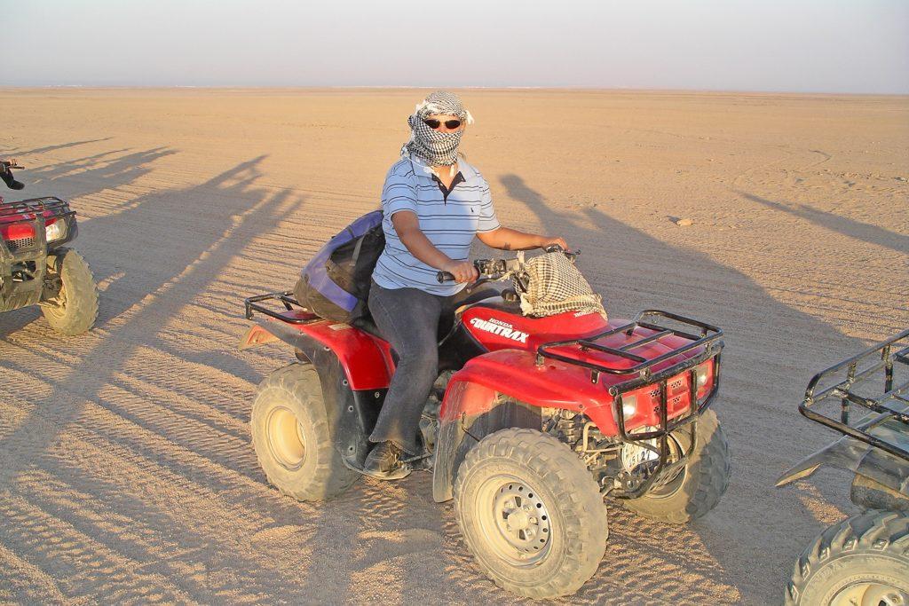Quadtour Ägypten Hurghada