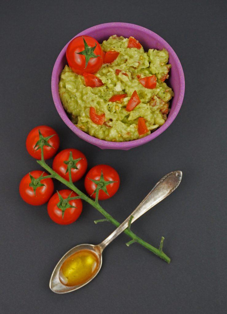 AvocadoCreme von oben