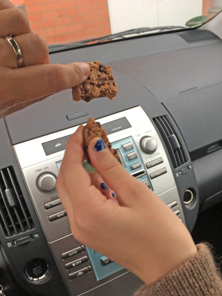 AutoTaufe CookieKrümel