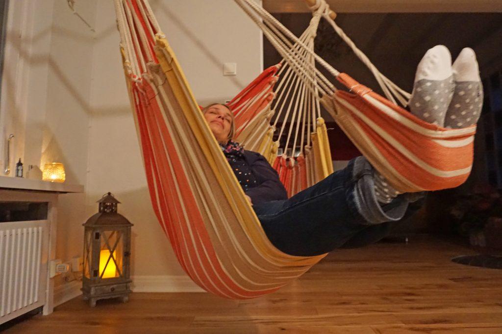 Tropilex Hängesessel Relaxen