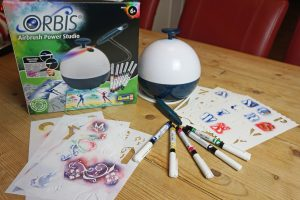 Orbis Airbrush Power Studio Revell
