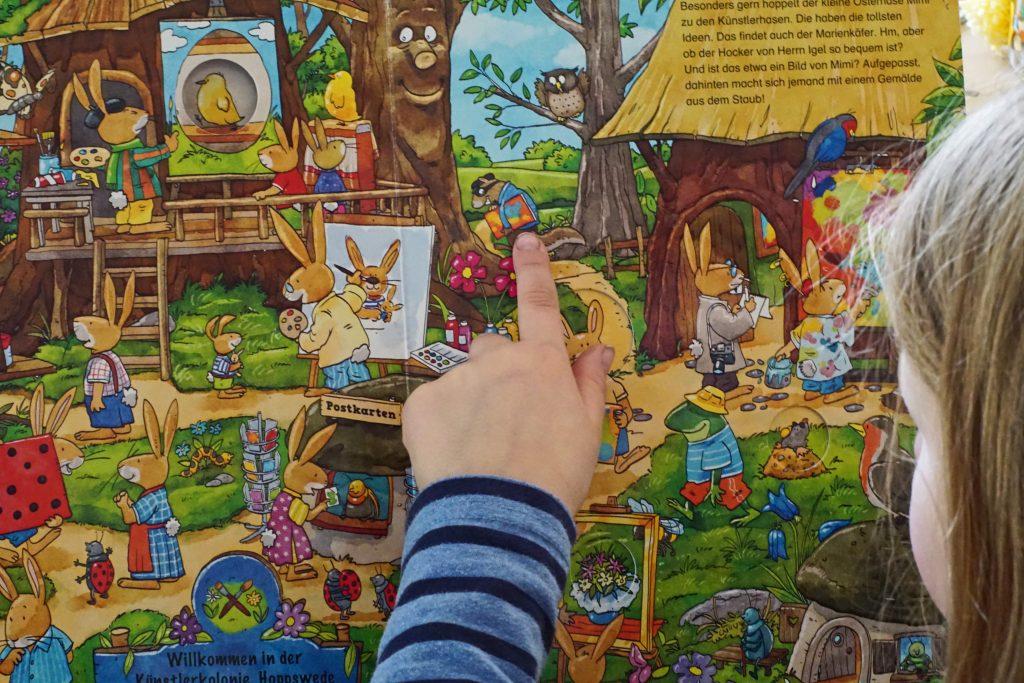 Osterbücher-Kinder-Wimmelbuch