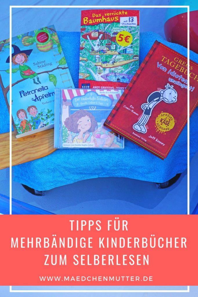Tipps für Mehrbändige Kinderbücher zum SeLBERLESEN