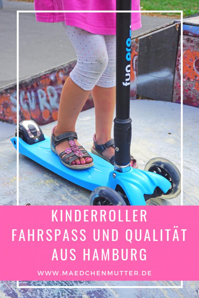 fun pro roller kinderroller one two