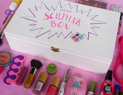 DIY-Schminkbox-Kinderschminke-Schminkkasten-Geschenk-Mädchen-Geburtstag-schminken-selbermachen-