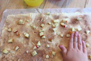 Apfel-Zimt-Schnecken-Backen-Geburtstag Rezept
