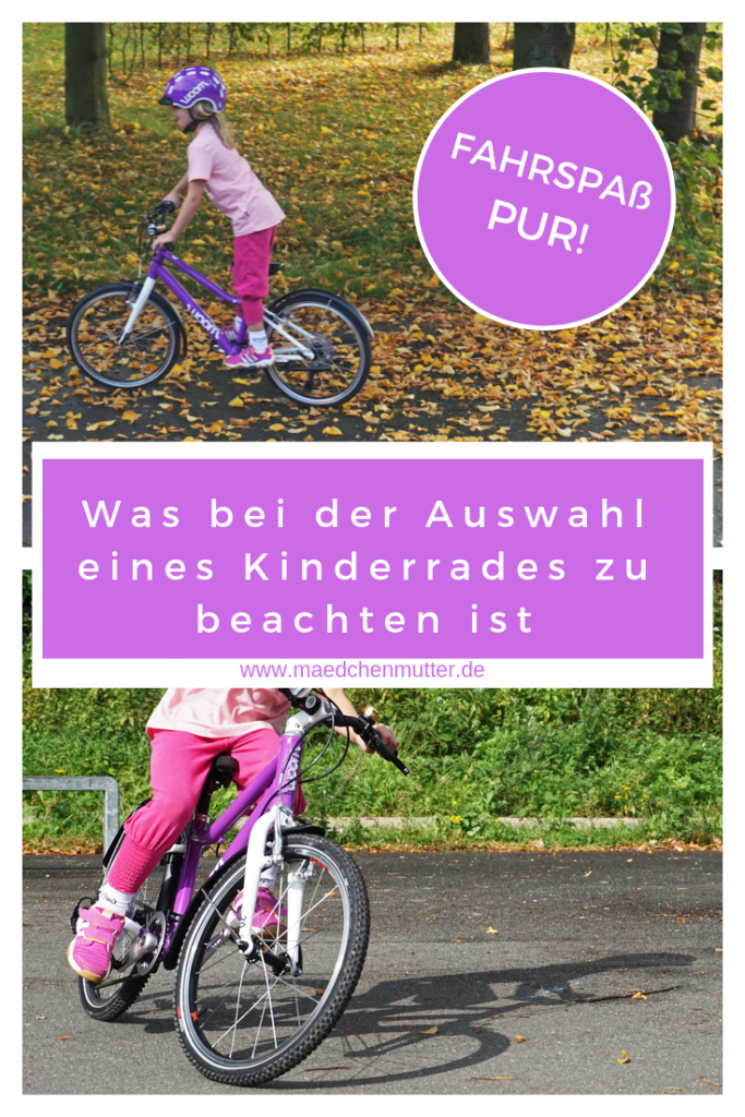 woom bike Kinderrad Auswahl