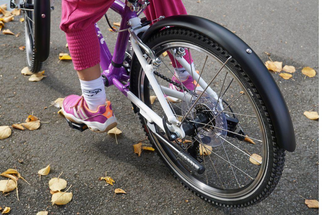woom Kinderrad Schutzbleche